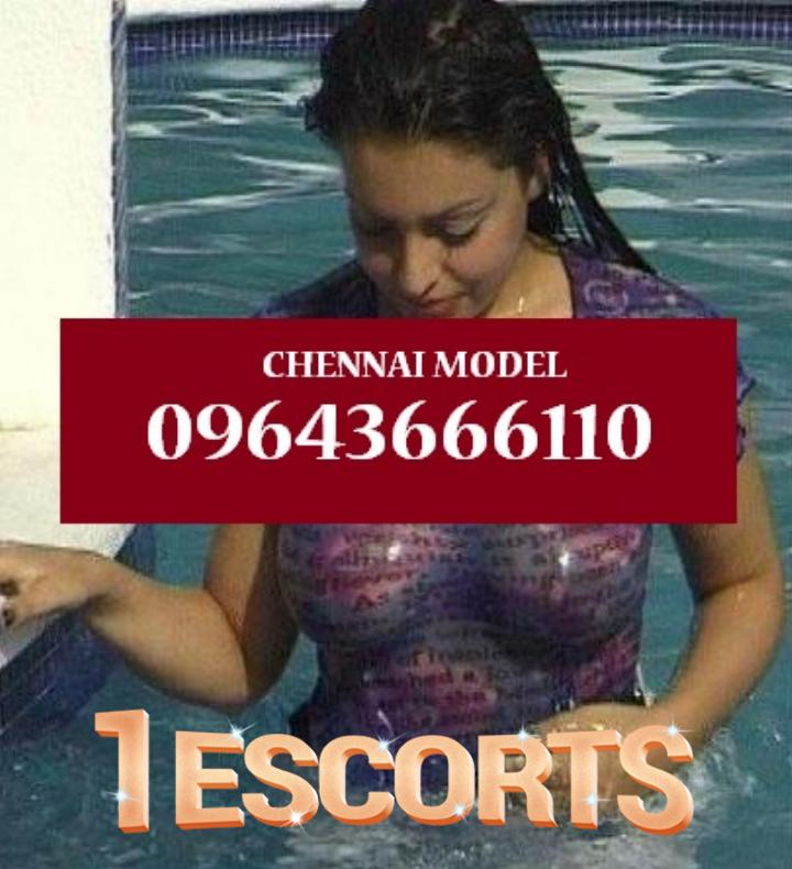 Independent Chennai Escort Girl Day-Night Book Now  -1