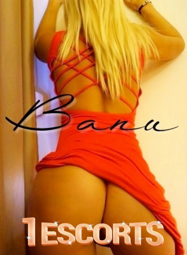 BANU Turkish - Real Photos - Hot Blond Companion Istanbul -7