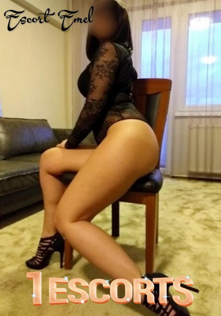 Sexy Emel - Real independent hot Turkish Girl in Istanbul -6