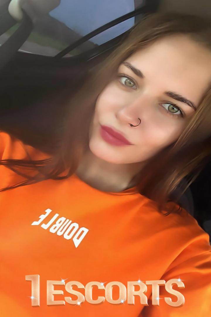 Milena Russian Girl Escort Hong Kong -1