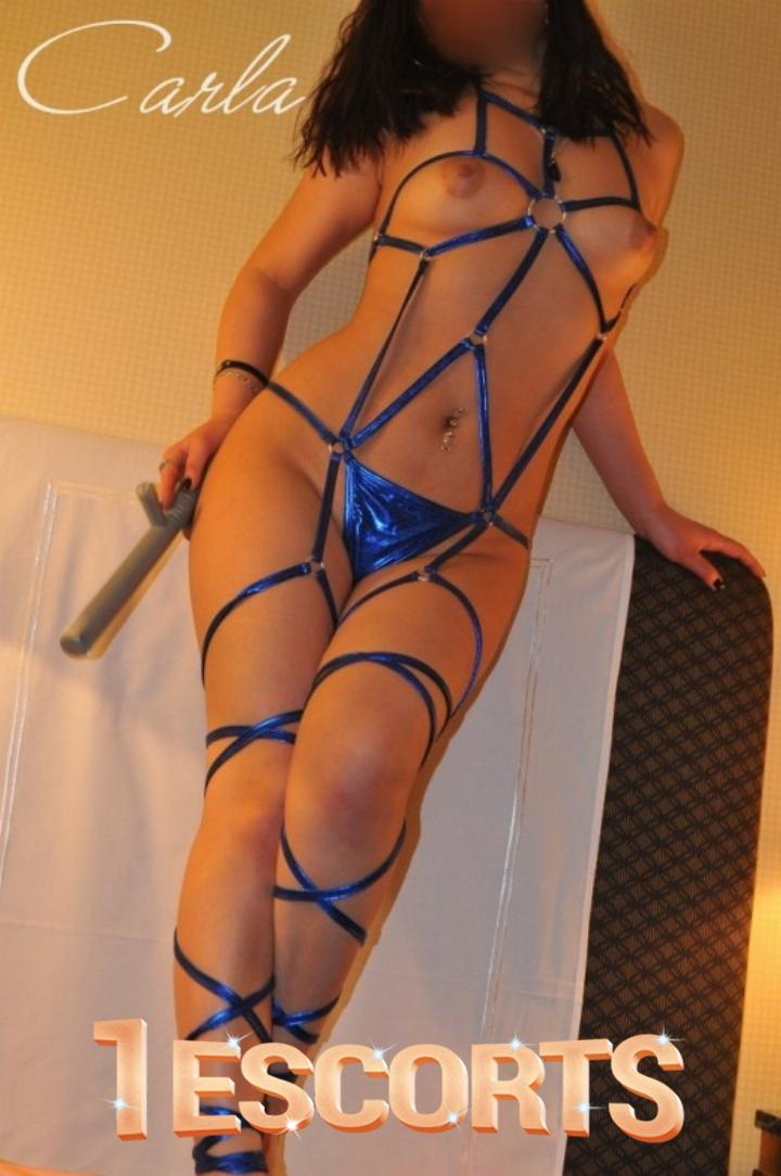 I am Carla - independent Outcall Escort in ISTANBUL -8