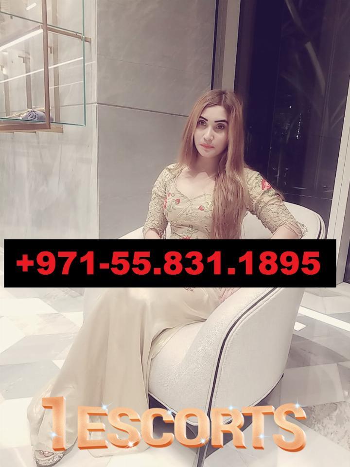 Indian Escorts in Dubai  Miss Diya 971558311895  Indian Escorts in Ajman -1