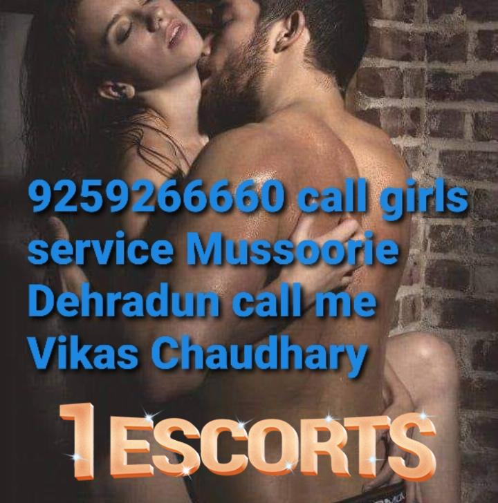 high profile call girls in Mussoorie call me Vikas Chaudhary  -1