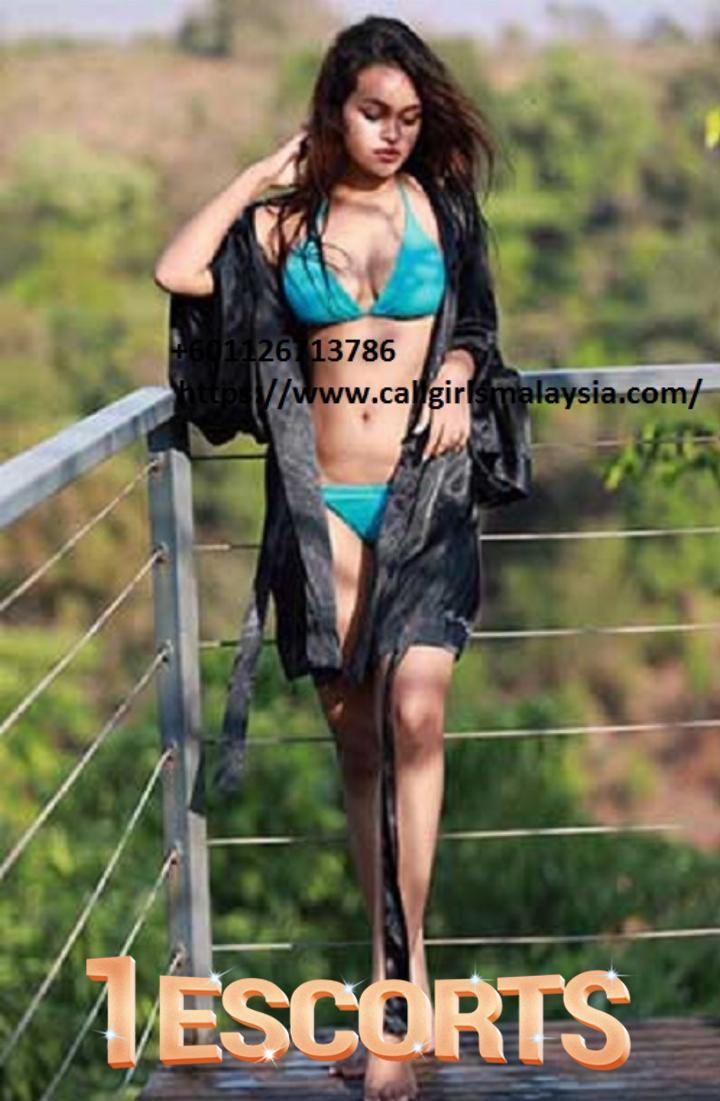 Omisha VIP Indian Escort  -1