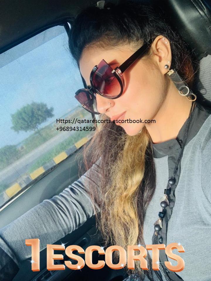 Alina independant indian escorts in Doha Qatar -1