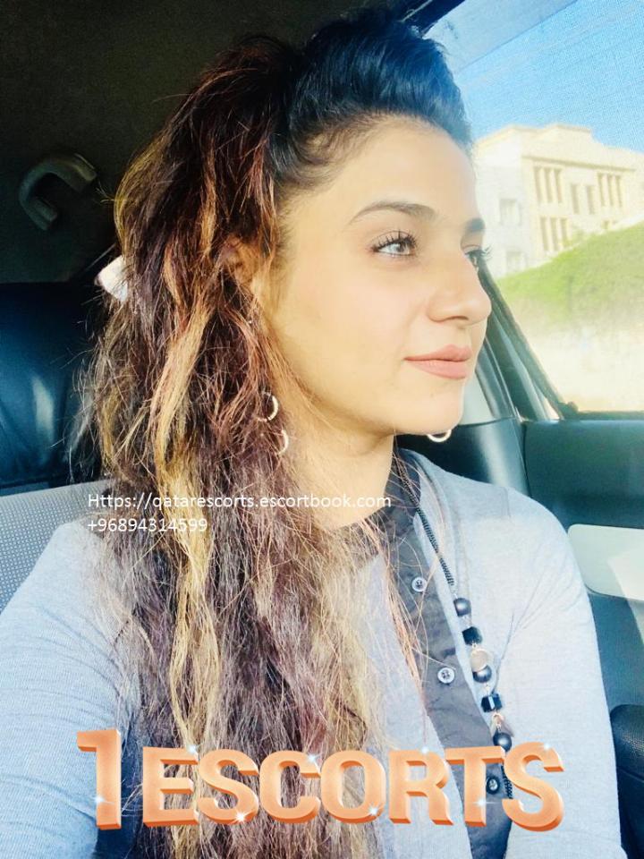 Alina independant indian escorts in Doha Qatar -3