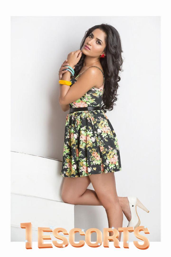 Nisha Indian Call Girl in  Qatar -1