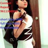 Call Girls in Bangalore Fulfilling All Your Dreams contact 9611360956 Rajesh koramangala