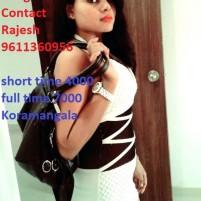 Call Girls in Bangalore Fulfilling All Your Dreams contact * Rajesh koramangala