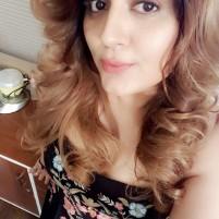 BEST MUMBAI FEMALE HYGENIC MODEL STUDENT BLOND BHABHI
