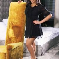Melina Sweet Passion Escort