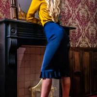 High class sensual escort Louise based in Utrecht  The Courtesan Club