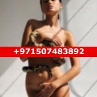 Shweta Independent Call Girl +971507483892