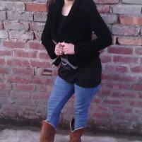 Short girl shenabad